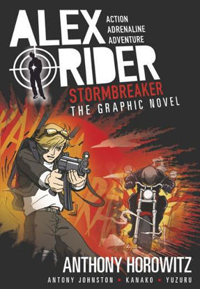 Picture of Alex Rider Graphic Novel 1 Stormbreaker