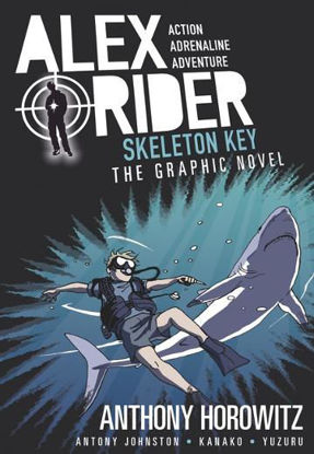 Picture of Alex Rider Graphic Novel 3: Skeleton Key