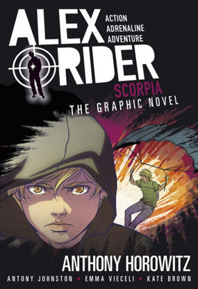 Picture of Alex Rider Graphic Novel 5: Scorpia