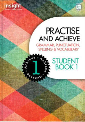 圖片 Practise and Achieve Student Book 1