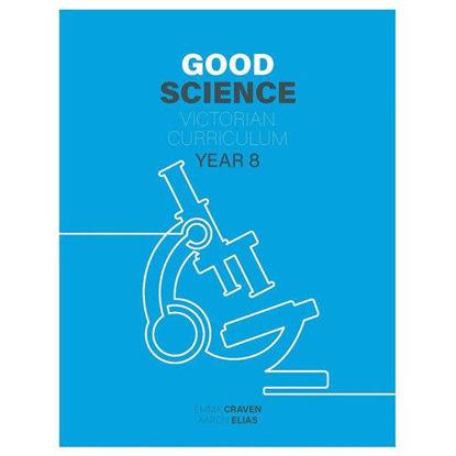 图片 Good Science Victorian Curriculum 8 Student Book + Digital