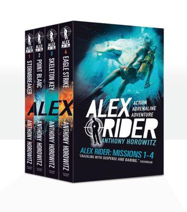 图片 Alex Rider: Missions 1-4