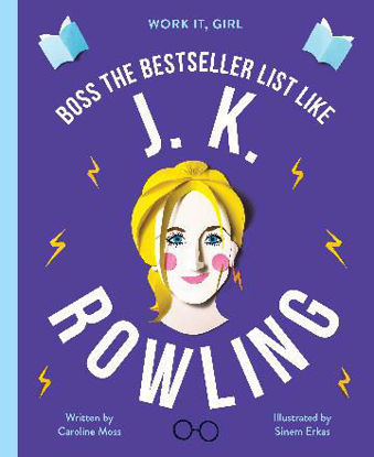 图片 J. K. Rowling (Work it, Girl) Boss the bestseller list like