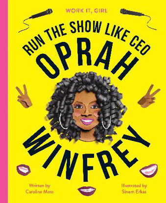 图片 Oprah Winfrey (Work it, Girl) Run the show like CEO