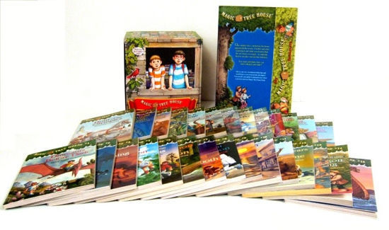 Picture of The Magic Tree House Library Books 1-28