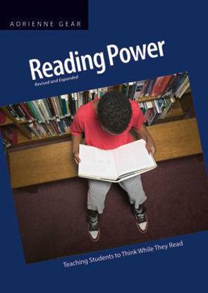 图片 Reading Power, Revised & Expanded Edition Teaching Students to Think While They Read