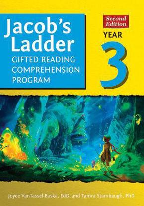 图片 Jacob's Ladder Gifted Reading Comprehension Program, Year 3, 2nd Edition