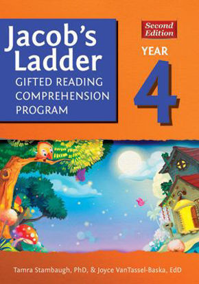 Picture of Jacob's Ladder Gifted Reading Comprehension Program, Year 4, 2nd Edition