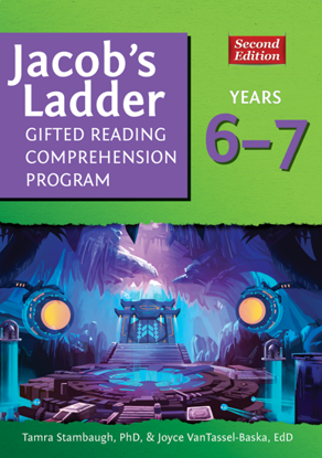 Picture of Jacob's Ladder Gifted Reading Comprehension Program, Years 6-7, 2nd Edition