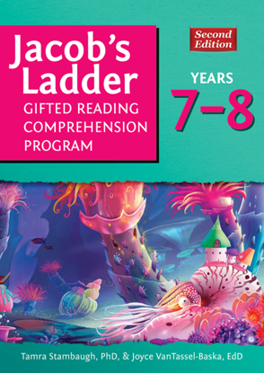 Picture of Jacob's Ladder Gifted Reading Comprehension Program, Years 7-8 (2nd Ed.)
