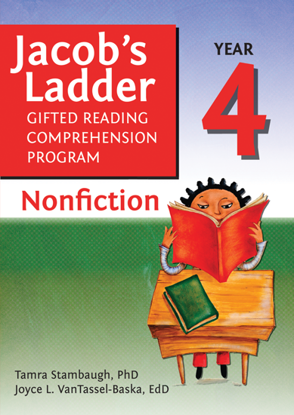 Picture of Jacob's Ladder Gifted Reading Comprehension Program Nonfiction Year 4