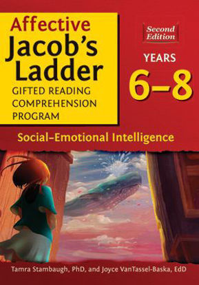 图片 Affective Jacob's Ladder Gifted Reading Comprehension Program, Years 6-8, 2nd Edition