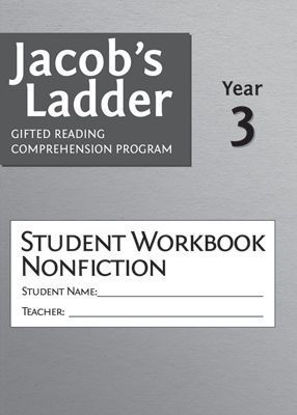 Picture of Jacob's Ladder Student Workbook Year 3, Nonfiction, 2nd Edition