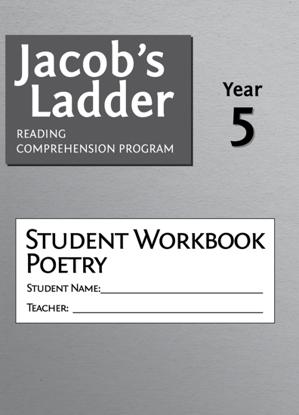 图片 Jacob's Ladder Student Workbook: Year 5, Poetry, 2nd Edition