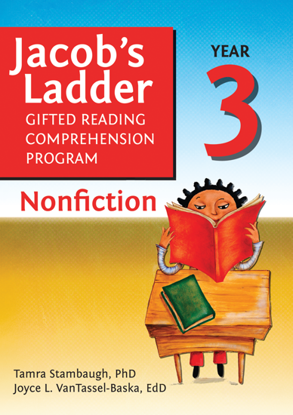 Picture of Jacob's Ladder Gifted Reading Comprehension Program Nonfiction Year 3