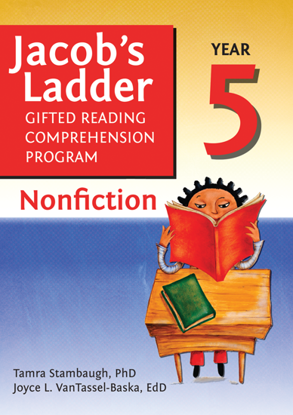 Picture of Jacob's Ladder Gifted Reading Comprehension Program: Nonfiction Year 5
