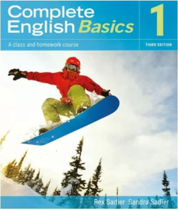 图片 Complete English Basics 1 3ed