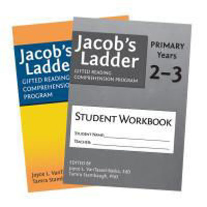 Picture of Jacob's Ladder Gifted Reading Comprehension Program Primary Years 2-3 + Student Workbook