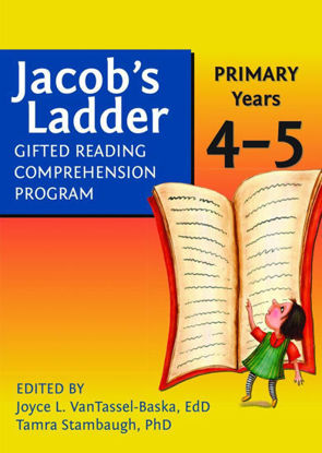 Picture of Jacob's Ladder Gifted Reading Comprehension Program Primary Years, 4-5