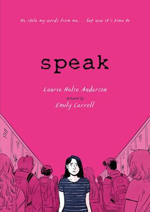 图片 Speak The Graphic Novel