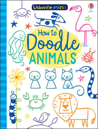 Picture of Mini Books Doodling Animals