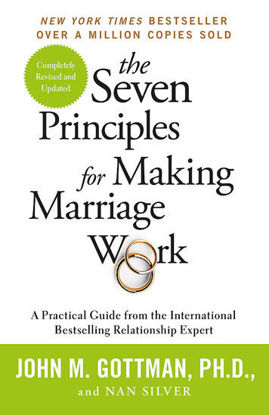 Picture of The Seven Principles For Making Marriage Work