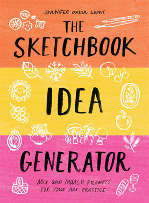 Picture of The Sketchbook Idea Generator Mix and Match Prompts for Your Art Practice