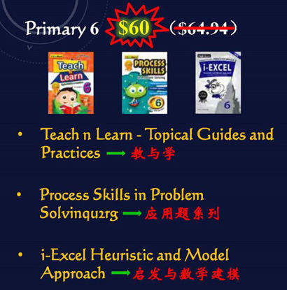 Picture of Fan - Math Bundle Pack for Year 6
