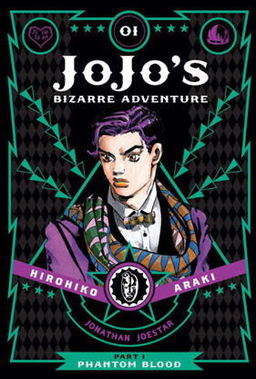 图片 JoJo's Bizarre Adventure: Part 1--Phantom Blood, Vol. 1