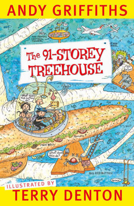 Picture of The 91-Storey Treehouse