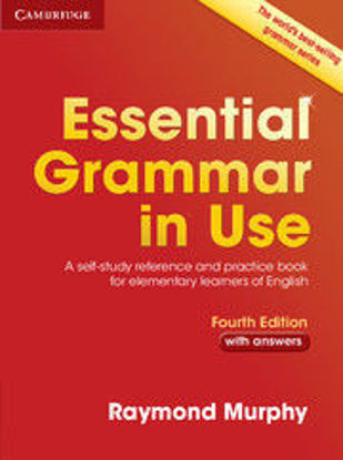 图片 Essential Grammar in Use with Answers