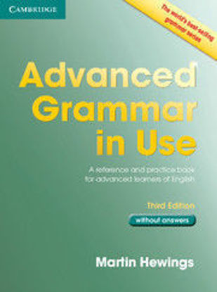 图片 Advanced Grammar in Use Book without Answers