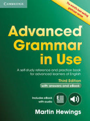 图片 Advanced Grammar in Use Book with Answers and Interactive eBook