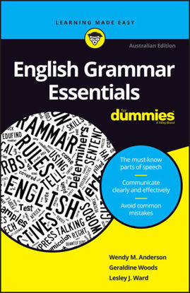 Picture of English Grammar Essentials For Dummies