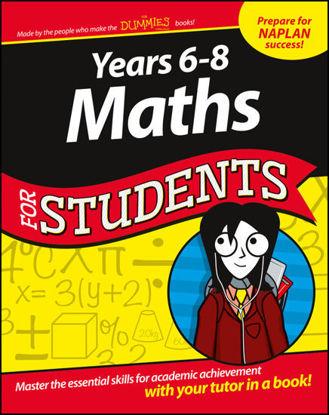 图片 Years 6 - 8 Maths For Students