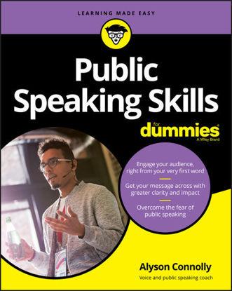 图片 Public Speaking Skills For Dummies