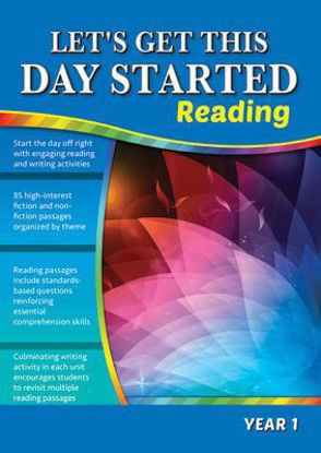 Picture of Let's Get This Day Started Reading, Year 1