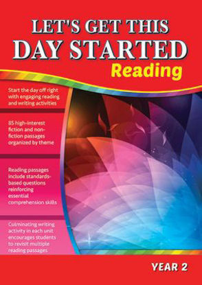 Picture of Let's Get This Day Started Reading, Year 2