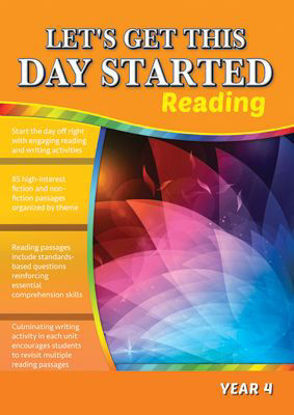 Picture of Let's Get This Day Started Reading, Year 4