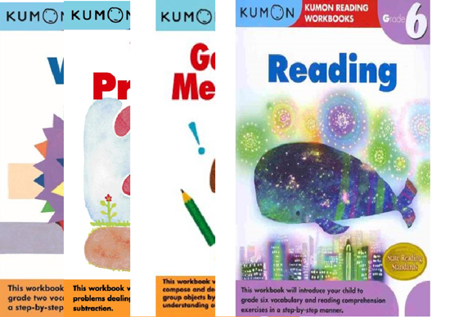 分类图片 Kumon