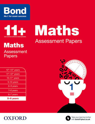 Picture of Bond 11 Maths Assessment Papers 5 to 6