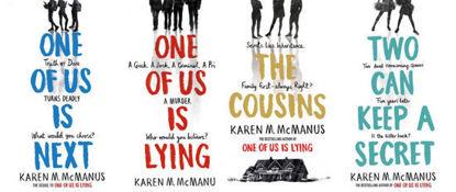 Picture of Best Selling Karen M McManus Series