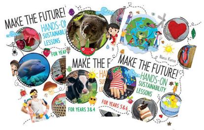 图片 Make the Future! Hands-On Sustainability Lessons Set of 3