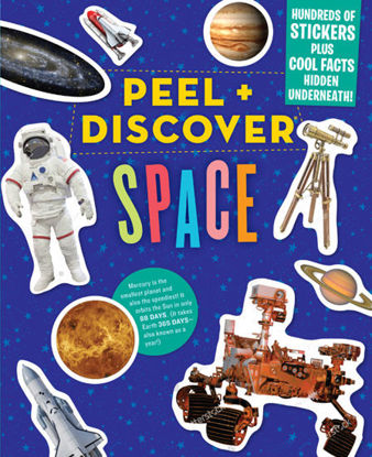 Picture of Peel + Discover: Space