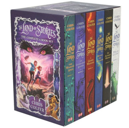 Picture of Land of Stories 6 Book Boxset