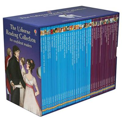 Picture of Usborne Confident Readers Box Set (Box 4): AGE 8-12