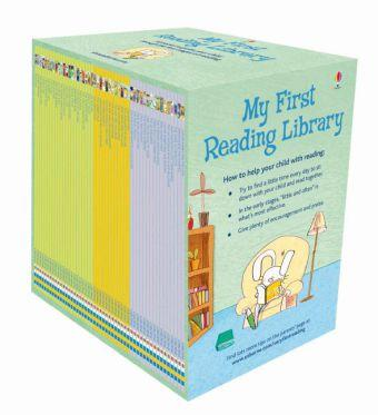 Picture of My First Reading Library – 50 Book Boxset (#1): AGE: 3-6