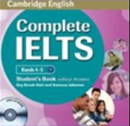 Picture of Complete IELTS Bands 4–5 Interactive eBook SB with answers (IAC)