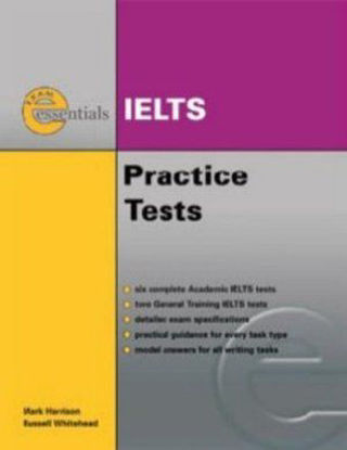Picture of Exam Essentials – IELTS Practice Tests with key / answers and Audio CD s