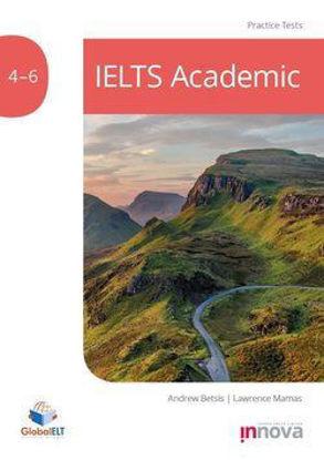 图片 IELTS Academic Practice Tests 4 – 6 with Downloadable Audio